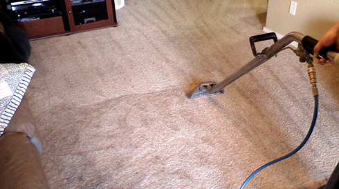 Carpet Restoration & Water Extraction Cleaning