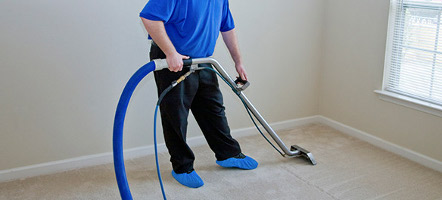 Carpet Steam Cleaning Reservoir