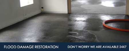 flood damage restoration Gardenvale