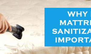 Mattress Sanitization Melbourne
