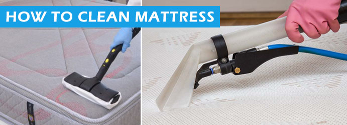 How To Clean Matress