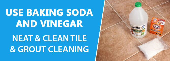 Tile Cleaning with Baking Soda and Vinegar Melbourne