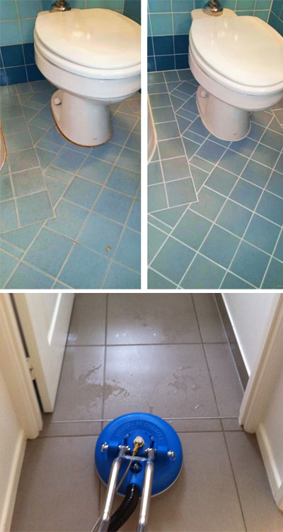 Bathroom Tile Restoration