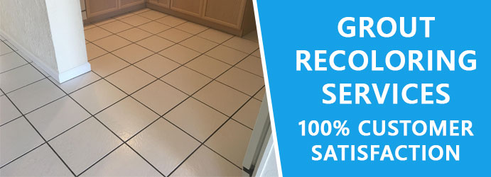 Grout Recoloring South Dudley