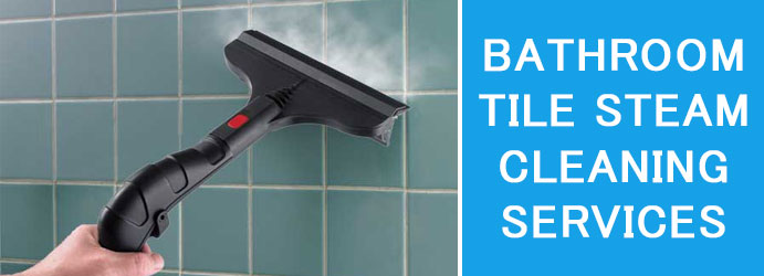Bathroom Tile Steam Cleaning