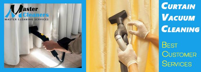 Curtain Vacuum Cleaning