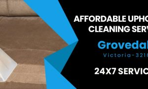 Upholstery Cleaning Grovedale