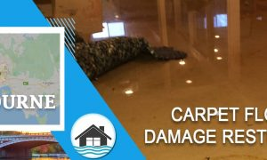 Carpet Flood and Water Damage Restoration Melbourne